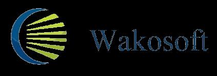 Wakosoft Logo